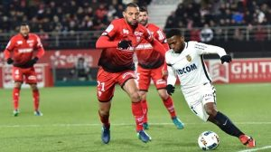 AS Monaco vs Dijon 10 November 2019