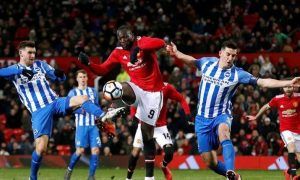 Manchester United vs Brighton & Hove 10 November 2019